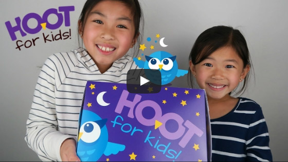 Hoot Treasure Box Unboxing Video