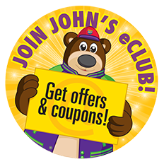 picture regarding John Incredible Pizza Coupons Printable titled John remarkable pizza discount coupons roseville ca / How in direction of just take