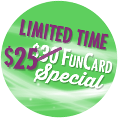 FunCard Special Badge