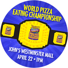 Pizza Eating Badge