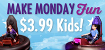 Kid Mondays Offer