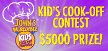 Kids Cook-Off Offer