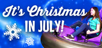 Xmas in July Offer