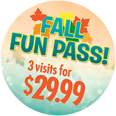 Fall Fun Pass Badge