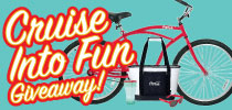 Cruiser Giveaway Offer