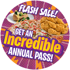 Annual Pass Flash Sale