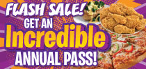 Annual Pass Flash Sale Offer