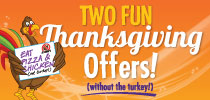 ThanksGiving Offer
