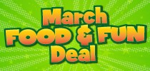 March Deal Offer