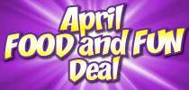 April Deal Offer