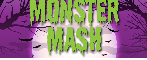 Join Us for Halloween Fun! Monster Mash!
