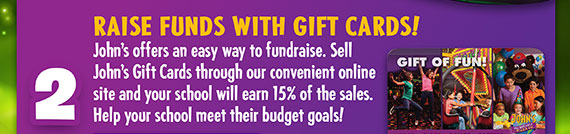 Your school will earn 15 percent of the sales. Help your school meet their budget goals.