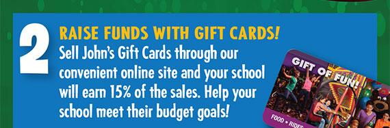and your school will earn 15 percent of the sales. Help your school meet their budget goals.